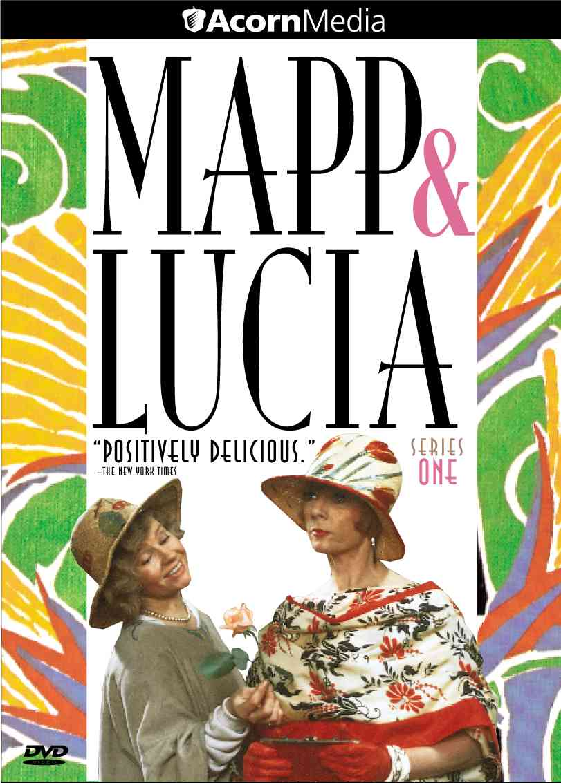 MAPP & LUCIA SERIES 1 BY MAPP & LUCIA (DVD)