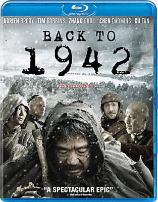 BACK TO 1942 BY ROBBINS,TIM (Blu-Ray)