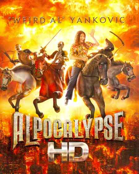 ALPOCALYPSE HD BY YANKOVIC,'WEIRD AL' (Blu-Ray)