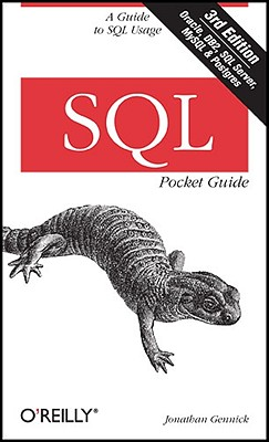 SQL Pocket Guide By Gennick, Jonathan